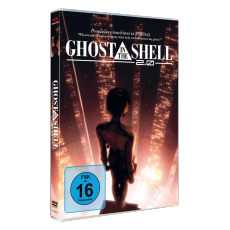 Ghost in the Shell - Movie 2.0 DVD-Edition (Amaray)