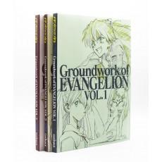 Groundwork of Evangelion Komplett Bd. 1 - 3