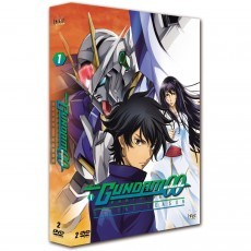 Gundam 00 2nd Season - Set vol. 01 - 03