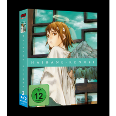 Haibane Renmei Gesamtausgabe Blu Ray (VÖ: 24.11.2017!)