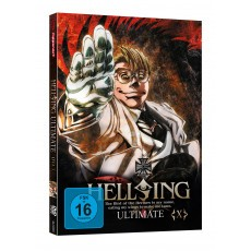 Hellsing Ultimate OVA Vol. 10 DVD-Edition