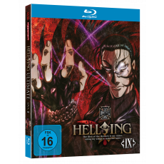 Hellsing Ultimate OVA Vol. 9 Blu-ray-Edition