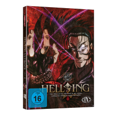 Hellsing Ultimate OVA Vol. 9 DVD-Edition