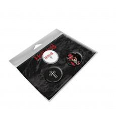 Hellsing Button-Set 1 (3 Buttons)
