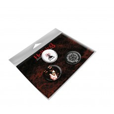 Hellsing Button-Set 2 (3 Buttons)