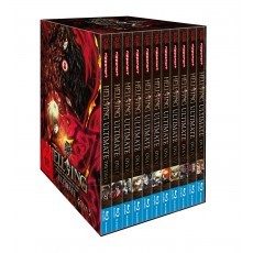 Hellsing Ultimate OVA - MEGA BUNDLE im Schuber Blu Ray - Edition