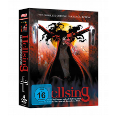 Hellsing TV - Gesamtausgabe DVD