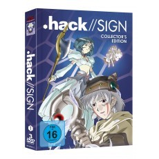 .hack//SIGN - Vol. 1 - Collector's Edition DVD