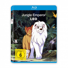 Jungle Emperor Leo - Der Kinofilm Blu-ray