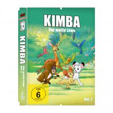 Kimba, der weiße Löwe (1965-1966)  Vol. 2 DVD (VÖ: 26.01.2018!)