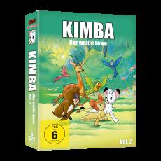 Kimba, der weiße Löwe (1965-1966)  Vol. 2 DVD