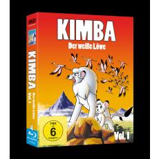 Kimba, der weiße Löwe (1965-1966)  Vol. 1 Blu-ray (VÖ: 27.10.2017!)