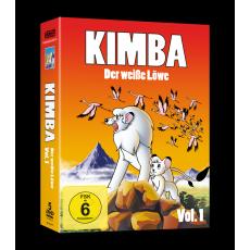 Kimba, der weiße Löwe (1965-1966)  Vol. 1 DVD (VÖ: 27.10.2017!)
