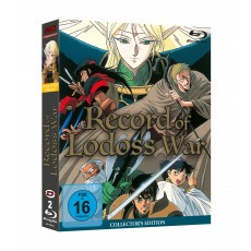 Record of Lodoss War - Gesamtausgabe Blu-ray