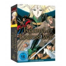 Record of Lodoss War - Gesamtausgabe DVD