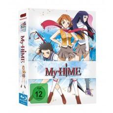 My Hime - Gesamtausgabe Blu-ray