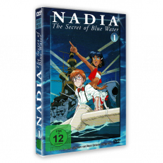 Nadia - The Secret of Blue Water, Vol. 1