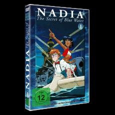 Nadia - The Secret of Blue Water, Vol. 1