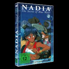 Nadia - The Secret of Blue Water, Vol. 2
