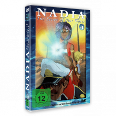 Nadia - The Secret of Blue Water, Vol. 4