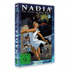 Nadia - The Secret of Blue Water, Vol. 7