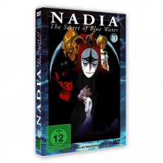 Nadia - The Secret of Blue Water, Vol. 10