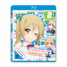 And you thought there is never a girl online? Vol. 2 Blu-ray (VÖ: 22.02.2019!)