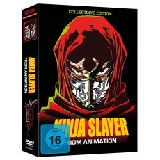 Ninja Slayer from Animation DVD-Edition