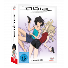 Noir Collectors Edition - DVD