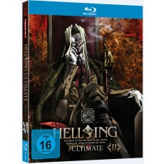 Hellsing Ultimate OVA Vol. 2 Blu-ray-Edition (optional mit exklusivem T-Shirt!)