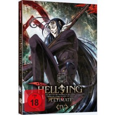 Hellsing Ultimate OVA Vol. 4 DVD-Edition (optional mit exklusivem T-Shirt!)*