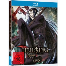 Hellsing Ultimate OVA Vol. 4 Blu-ray-Edition (optional mit exklusivem T-Shirt!)*