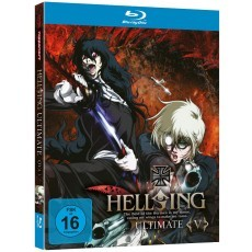 Hellsing Ultimate OVA Vol. 5 Blu-ray-Edition (optional mit exklusivem T-Shirt!)