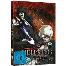Hellsing Ultimate OVA Vol. 5 DVD-Edition