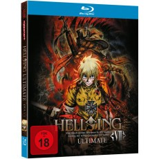 Hellsing Ultimate OVA Vol. 7 Blu-ray-Edition (optional mit exklusivem T-Shirt!)