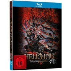 Hellsing Ultimate OVA Vol. 8 Blu-ray-Edition (optional mit exklusivem T-Shirt!)