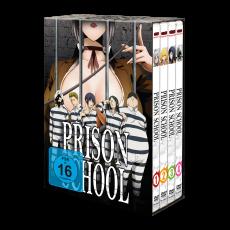 Prison School – Komplett-Set inkl. Sammelschuber - DVD-Edition