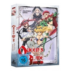 Queen's Blade - Beautiful Warriors (OVA) DVD-Edition