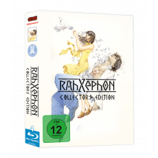 RahXephon - Collector's Edition Blu-ray