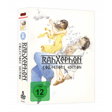 RahXephon - Collector's Edition DVD (VÖ: 16.01.2020!)
