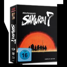 Samurai 7 - Gesamtausgabe Blu-ray + DVD