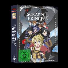 Scrapped Princess Gesamtausgabe DVD