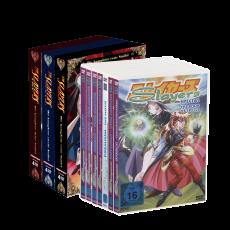 Slayers Mega-Bundle (alle 3 Staffeln: Slayers, Slayers Next, Slayers Try + alle OVAs/Filme)