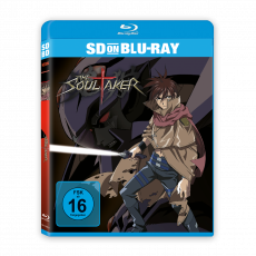 SoulTaker - Complete Edition Blu-ray (SD on Blu-ray)