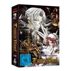 Trinity Blood - Gesamtausgabe DVD-Edition