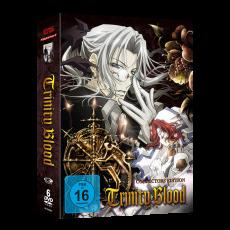 Trinity Blood - Gesamtausgabe DVD-Edition