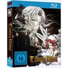 Trinity Blood - Gesamtausgabe Blu-Ray-Edition