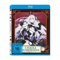 Chaika - Die Sargprinzessin - Avenging Battle (Staffel 2) – Vol. 3 - Blu-ray-Edition