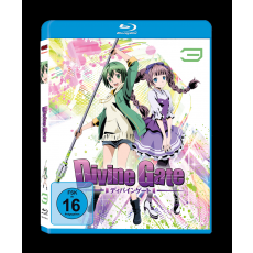 Divine Gate – Vol. 3 - Blu Ray-Edition