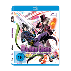 Divine Gate – Vol. 4 - Blu-ray-Edition